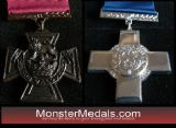 FULL SIZE REPLACEMENT MILITARY GALLANTRY MEDALS